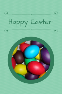 Happy Easter Long Weekend