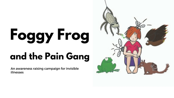 Foggy Frog and the Pain Gang Campaign