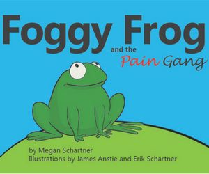 Buy Foggy Frog and the Pain Gang direct from author